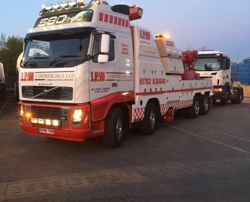 New JPW Commercial Rescue Vehicles