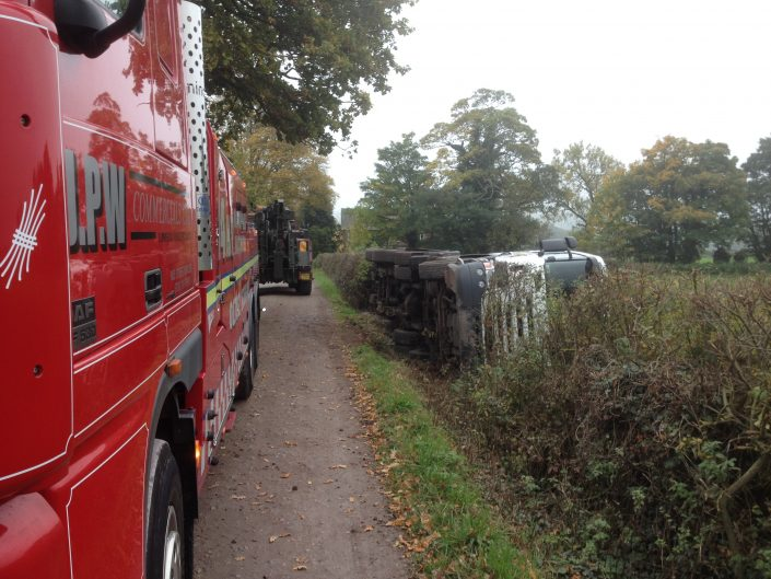 Commercial vehicle rescue