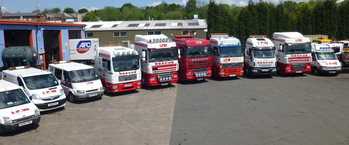 JPW Commercial vehicles