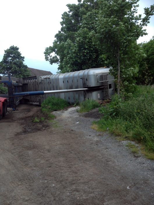 HGV Trailer Recovery