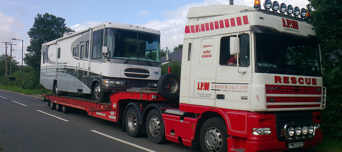 European Cover for Commercial Vehicles