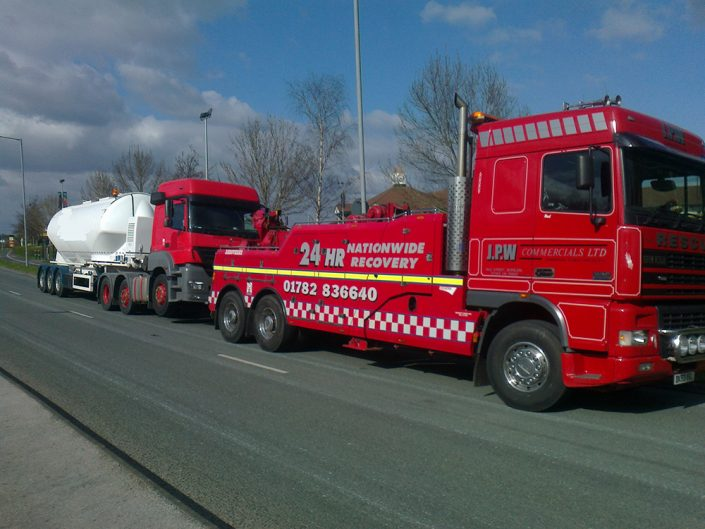 Lorry Recovery